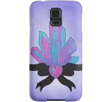 Pretty Crystals Samsung Galaxy Case/Skin