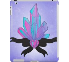 Pretty Crystals iPad Case/Skin