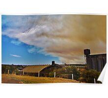 Bushfire 2 Poster