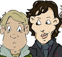 Sherlock group by jill815