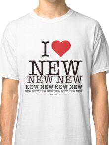 I love New New York Classic T-Shirt