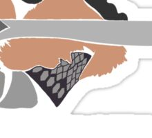 Majestic Thorin Oakenshield- Censored Sticker