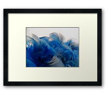 ©NS On My Wings Framed Print