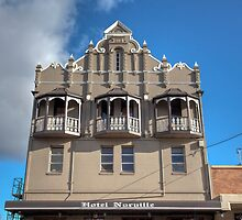 Hotel Norville by SeanBuckley