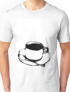 French cafe Unisex T-Shirt