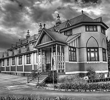 St Luke's Parish Hall by SeanBuckley