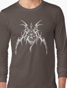 Ragna the Bloodedge Crest  Long Sleeve T-Shirt