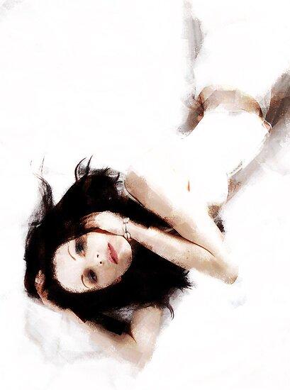 Essence - Digital Impressionism  by Galen Valle