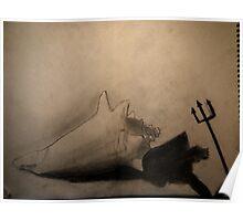 shadow of Poseidon  Poster