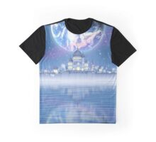 Sailor Moon - Silver millenium Graphic T-Shirt