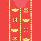 Chinese new year  2013 by Centtaro by centtaro