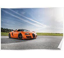 2013 Bugatti Veyron Vitesse Poster