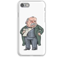 President Grover Cleveland iPhone Case/Skin
