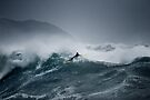 Pipeline Surfer 12 by Alex Preiss