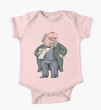 President Grover Cleveland One Piece - Short Sleeve