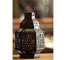 Ancient Lamp Photographic Print