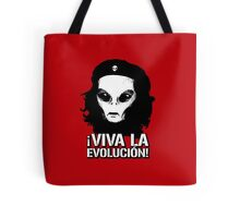 Alien Che Evolution Tote Bag