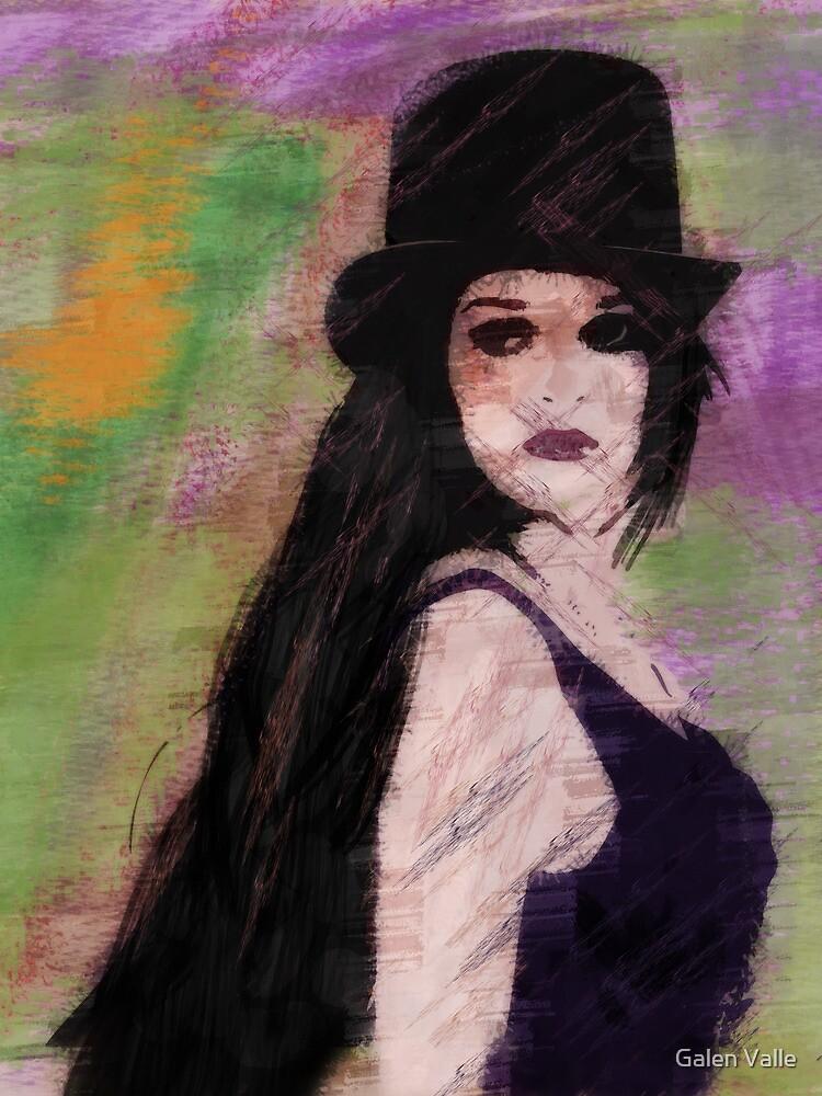 Unimpressionism - Digital Impressionism  by Galen Valle