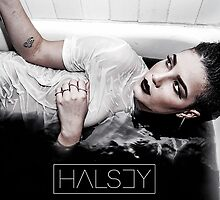 ♡ HALSEY ♡ by adesdaughterr