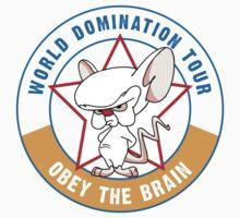 World Domination Tour Kids Tee