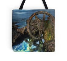 Rocky Remains Tote Bag
