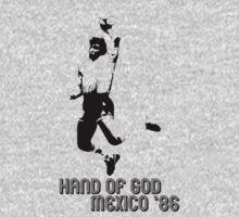 Maradona - Hand of God One Piece - Long Sleeve