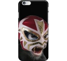 Lucha Monkey iPhone Case/Skin