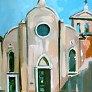Italian Church by Filip Mihail
