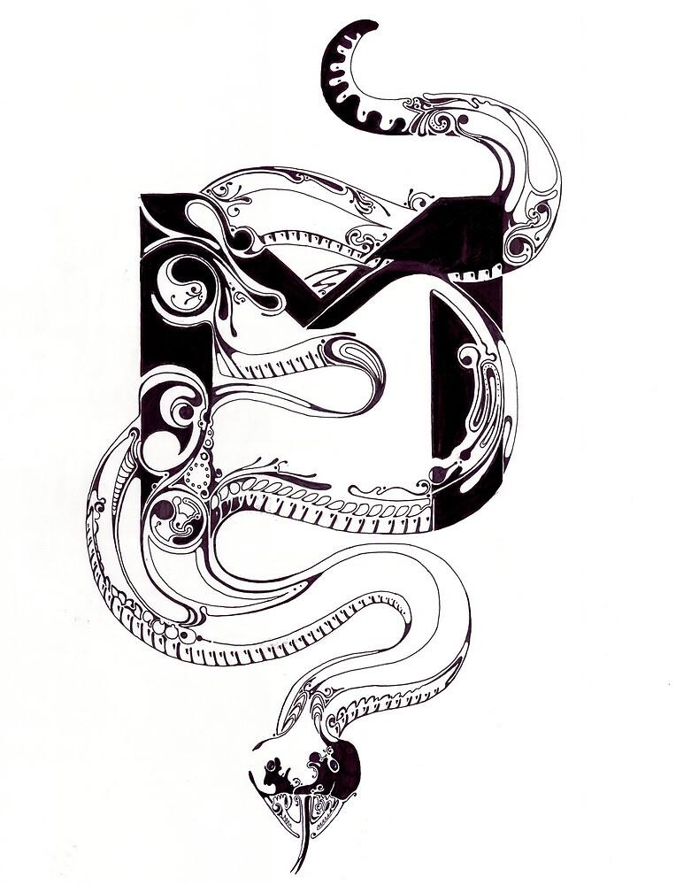 Meta Snake by DylanFinney