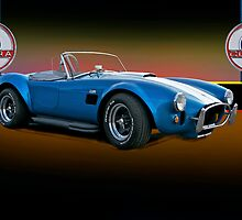 1966 Shelby Cobra 427 w/Badges by DaveKoontz