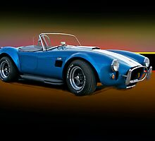 1966 Shelby Cobra 427 w/o Badges by DaveKoontz