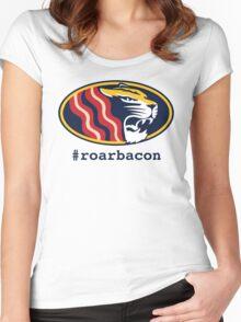 roarbacon Women's Fitted Scoop T-Shirt