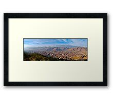 Cusco Framed Print