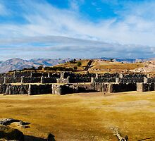 Sacsayhuamán by DAJPowell
