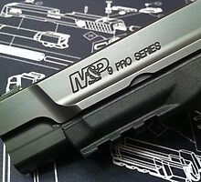 Love my M&P by Paul Hoetjes