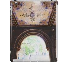 Bethesda Terrace in Central Park iPad Case/Skin