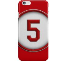 5 - Little General iPhone Case/Skin