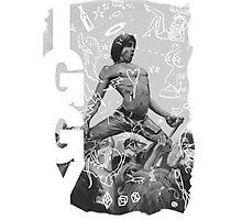 Iggy Photographic Print