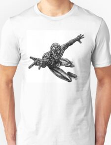Anticipating the Whiplash Unisex T-Shirt