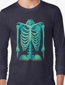 Skeleton Long Sleeve T-Shirt