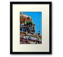 Sri Siva Subramaniya #2 Framed Print