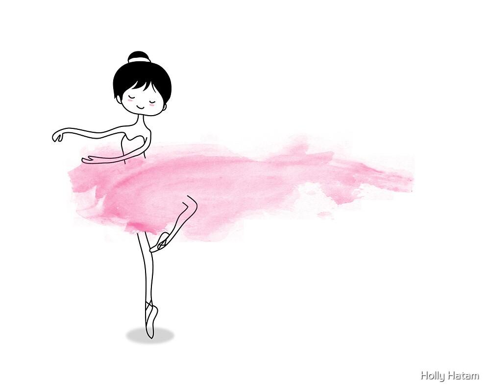 Tiny Dancer by Holly Hatam