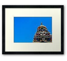 Sri Siva Subramaniya #4 Framed Print