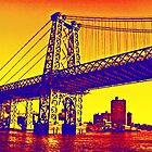 Brooklyn Popart by Sarah Howlett