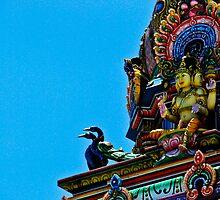 Sri Siva Subramaniya #7 by DAJPowell