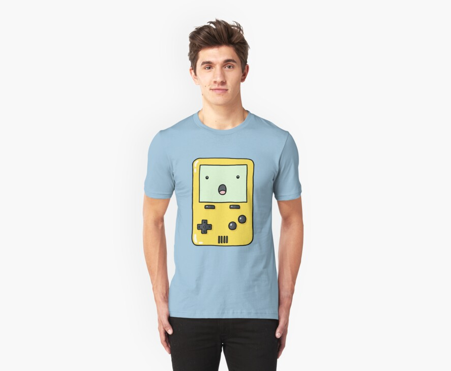 Yellow Gametoy by VenkmanProject