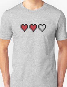 Legend of Zelda Hearts T-Shirt