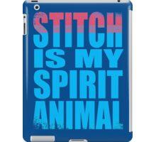 Stitch is my Spirit Animal iPad Case/Skin