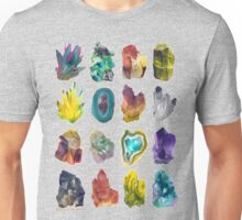 Crystals Unisex T-Shirt