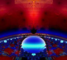 """Pink Floyd"" by Curt Vinson"